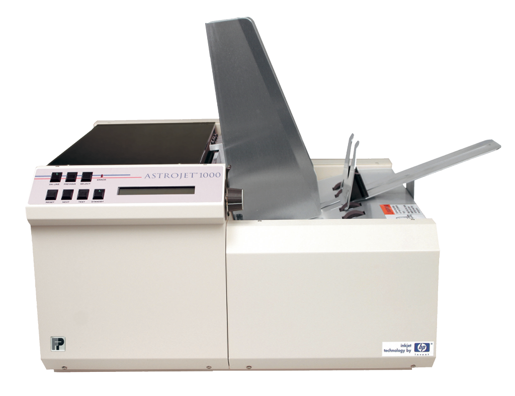 AJ 1000 Address Printer