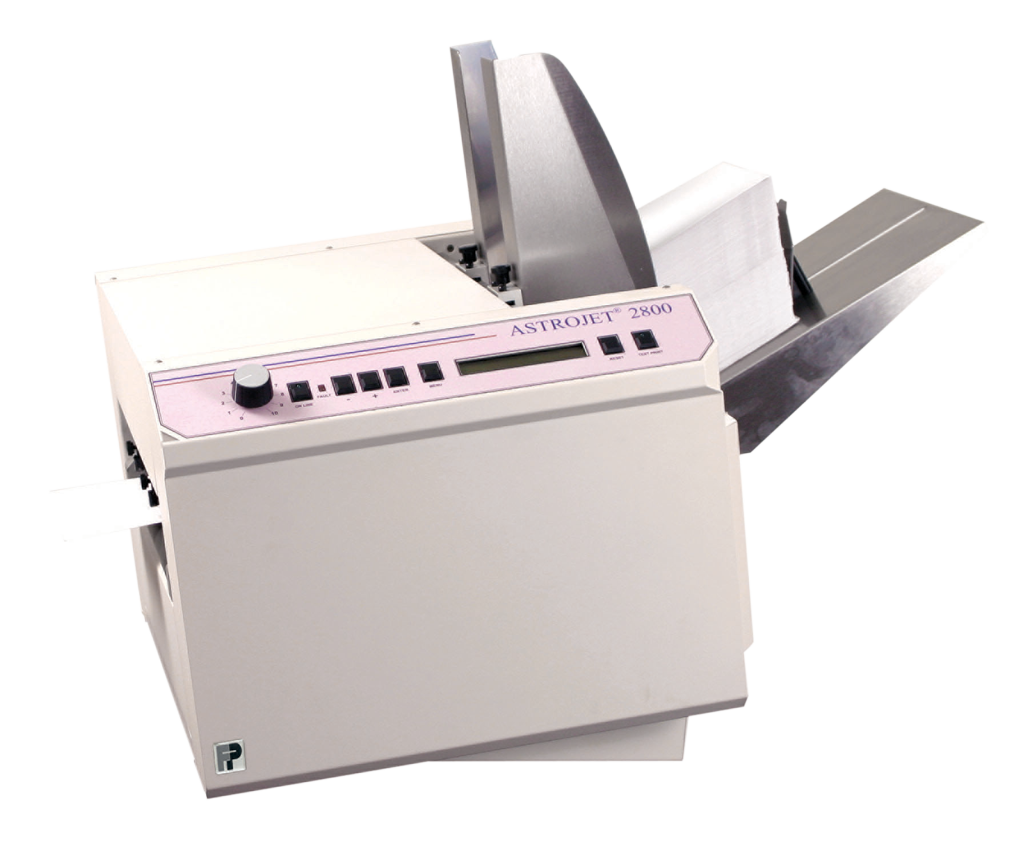AJ 2650/2800 Address Printer